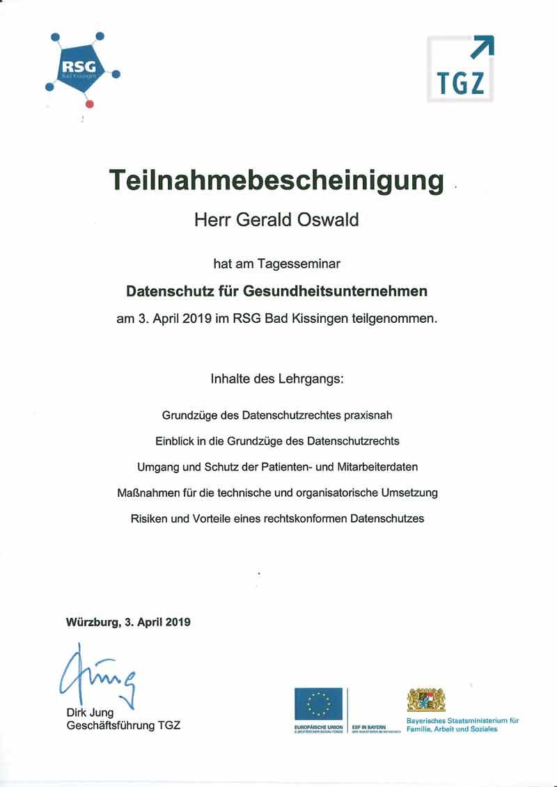 2019-04-03_Teilnahmebescheinigung_DSGVO-Tagesseminar