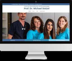 Zahnarzt Michael Stelzel